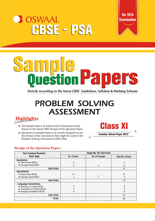 introduction to psa for class ix Latest updates » psa sample paper for class 9th dear students , you can download the psa sample paper for class 9th from the following link psa sample paper for 9th class.