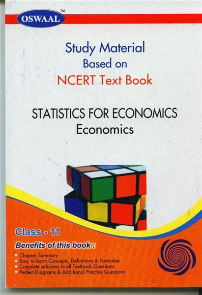 statistics textbook for class 11 pdf